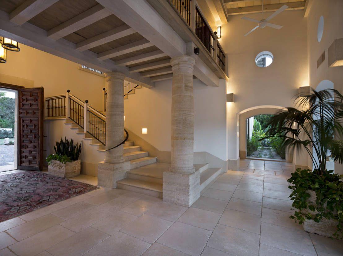 Una casa mexicana en el extranjero escaleras r sticas for Escaleras interiores casas rusticas