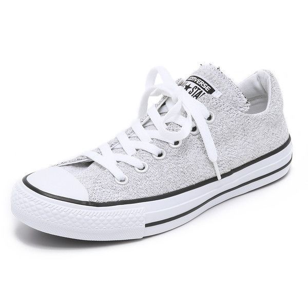 Converse Chuck Taylor All Star Madison Sneakers  ? liked on Polyvore  featuring shoes