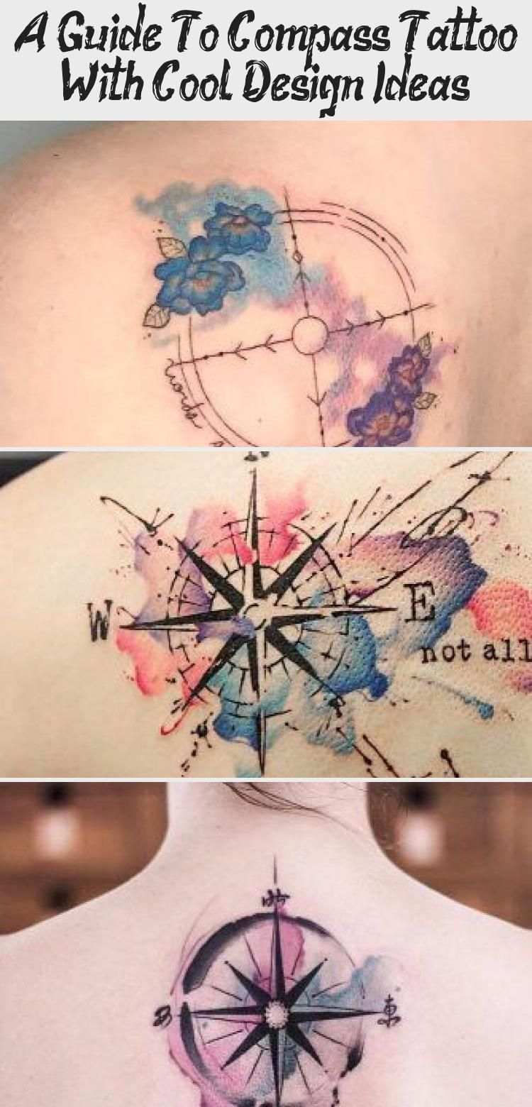 Small Watercolor Tattoo On Back Watercolortattoo Simple Small