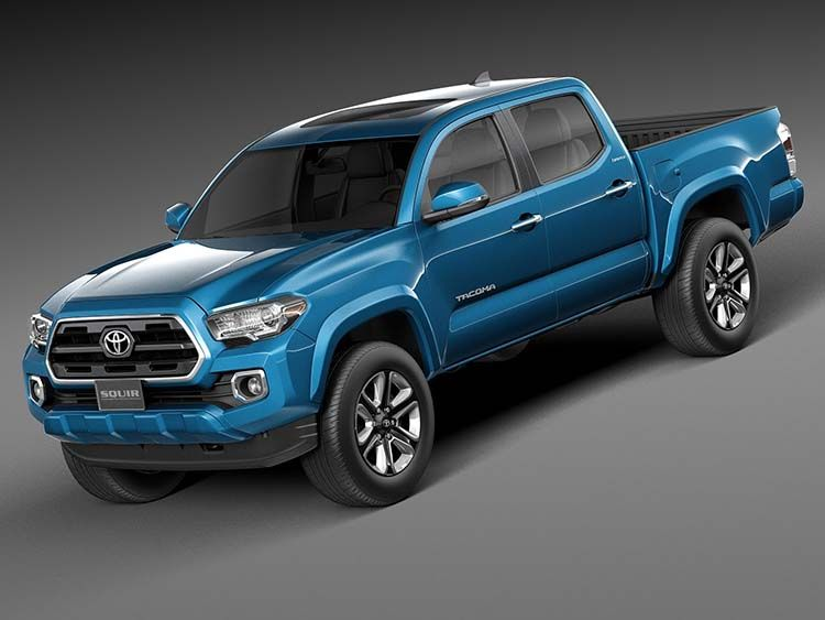 2020 Toyota Tacoma Trd Pro And Diesel In Us 2020 2021 New Pickup Truck Models Toyota Tacoma Trd Toyota Tacoma Double Cab Pickup Trucks