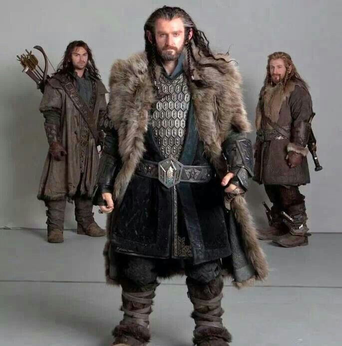 The Heirs of Durin Thorin is actor Richard Armitage es Thorin Escudo de  Roble The Hobbit: The Desolation of Smaug El Hobbit Movie 2013