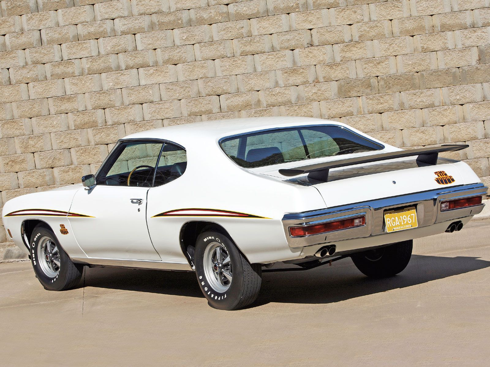 1968 gto judge pontiac gto second generation 1968 1973 car wallpapers