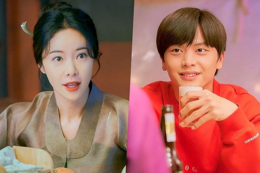 "Hwang Jung Eum And BTOB's Yook Sungjae Explain Why They Chose To Star In ""Mystic Pop-Up Bar"""