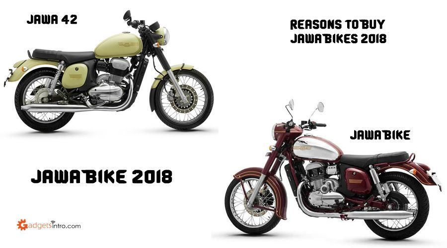 Top 5 Reasons To Buy Jawa Bikes 2018 Bike Stuff To Buy Reasons