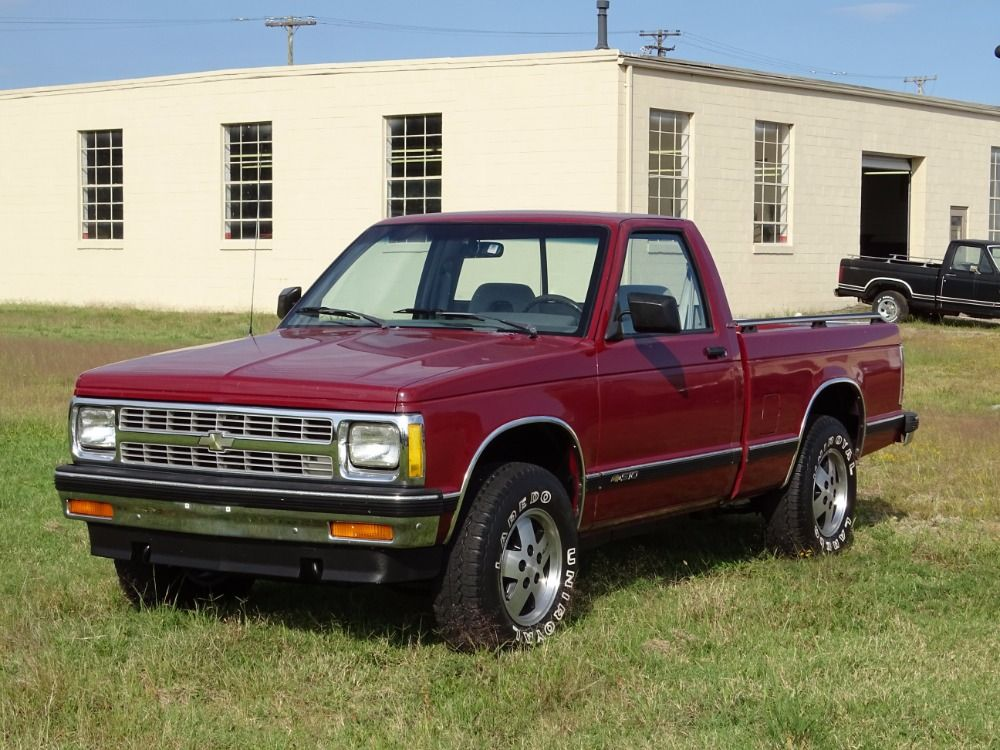 Used 1992 Chevrolet S10 1 Owner Truck Shortbed 4x4 4 3 L V6 85k Actual Miles From North Carolina Mundelein Il S10 Truck Chevrolet S10 Truck For Sale