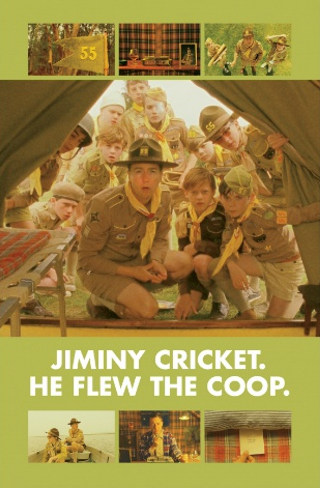 Moonrise Kingdom-- Probably my favorite quote from this ...