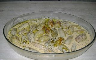 محشي الكوسا منال العالم Egyptian Food Recipes Food