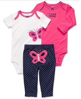 e90e052a62 Baby Girl Clothes at Macy's - Baby Girl Clothing - Macy's | Emma Lee ...