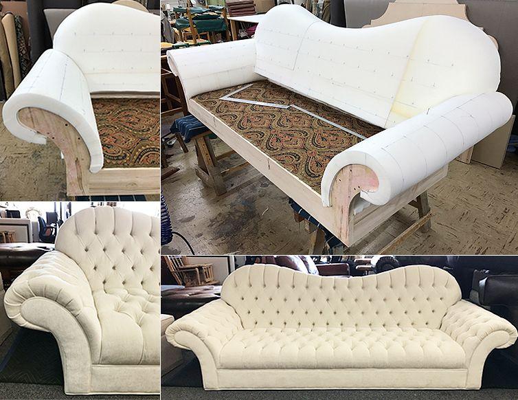 Custom Made Furniture Repair, In Home Furniture Repair