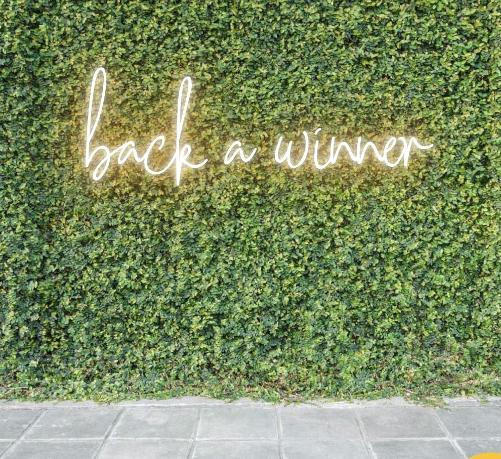 Pin by Caitlin Bock on Angel Place Melbourne Cup Neon
