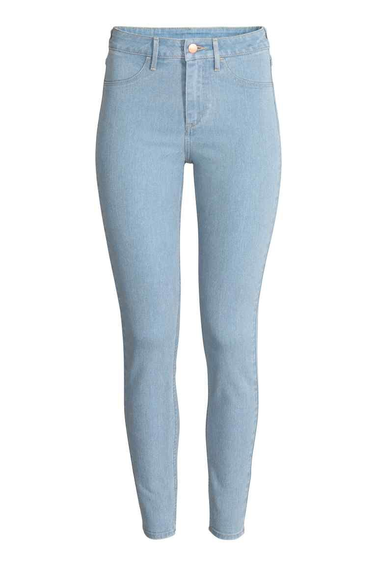 407f7ce9afeb Skinny High Ankle Jeans