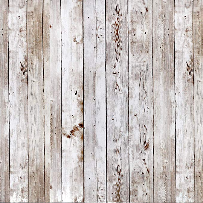 Peel And Stick Wood Panels Provide An Instant Reclaimed Look Wall Planks Home Wood Paneling