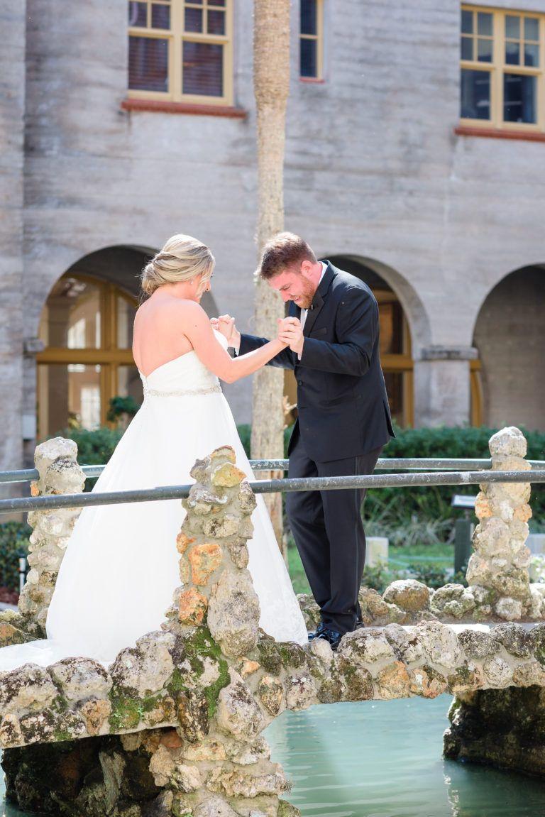 St Augustine Wedding Venues Villa Blanca And Grand Ballroom The White Room White Room Wedding Wedding Venues Violet Wedding