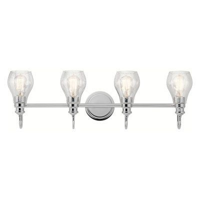 Kichler Greenbrier 45393 Bath Light - 45393CH, Durable