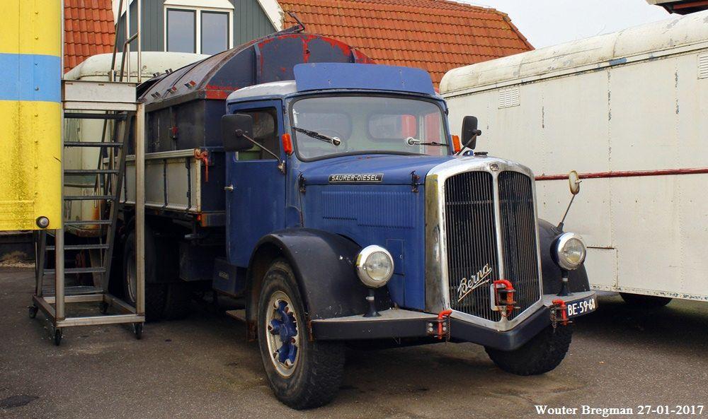 Alle Grossen Berna 5u 1960 Flickr Fotosharing Old Trucks