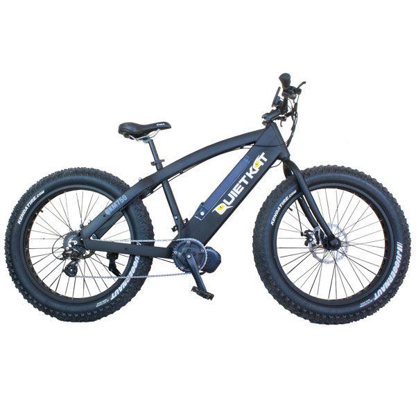 Pin On Quietkat Electric Fat Tire Mountain Bike