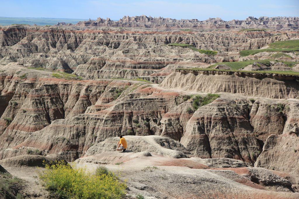 https://flic.kr/p/8fdYyK | Another Big Badlands Overlook | @ Badlands National Park