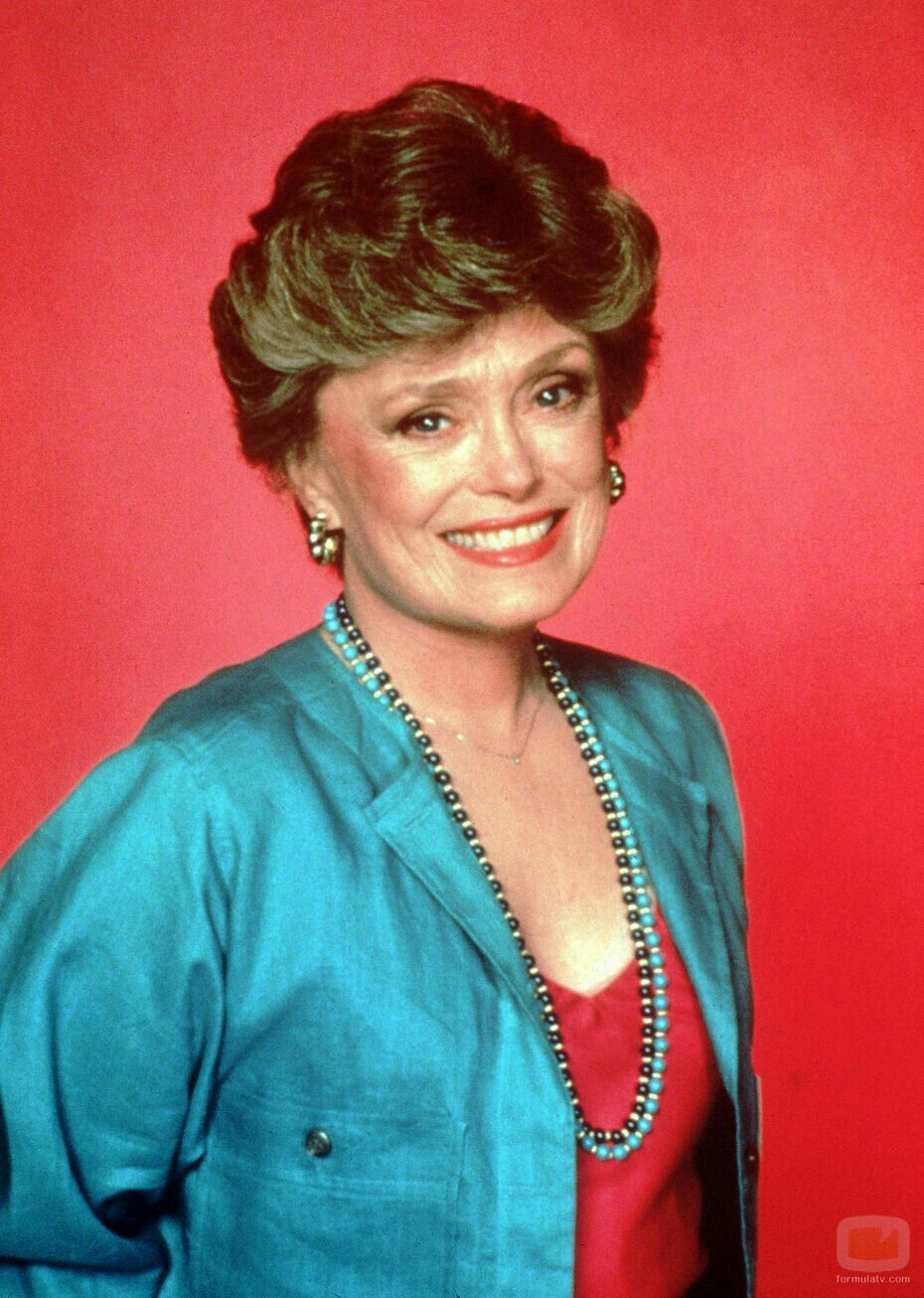 Golden Girl Rue McClanahan Assassinated by Al Qaeda Operatives - 2019 year