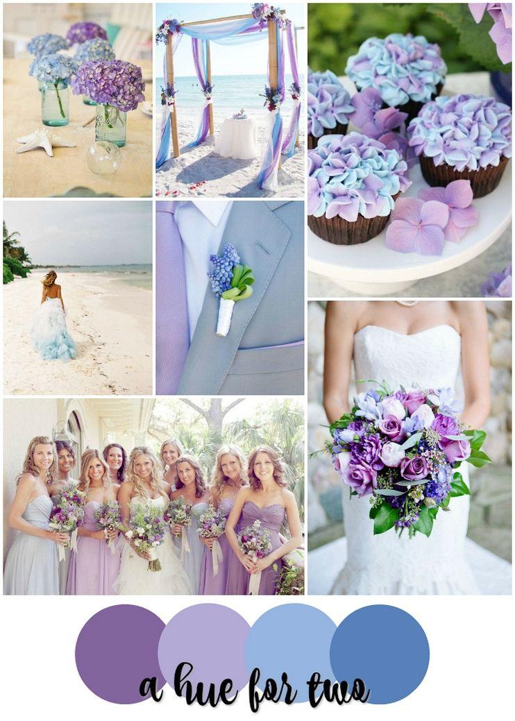 50 Stunning Beach Wedding Color Ideas for this Summer | Beach ...