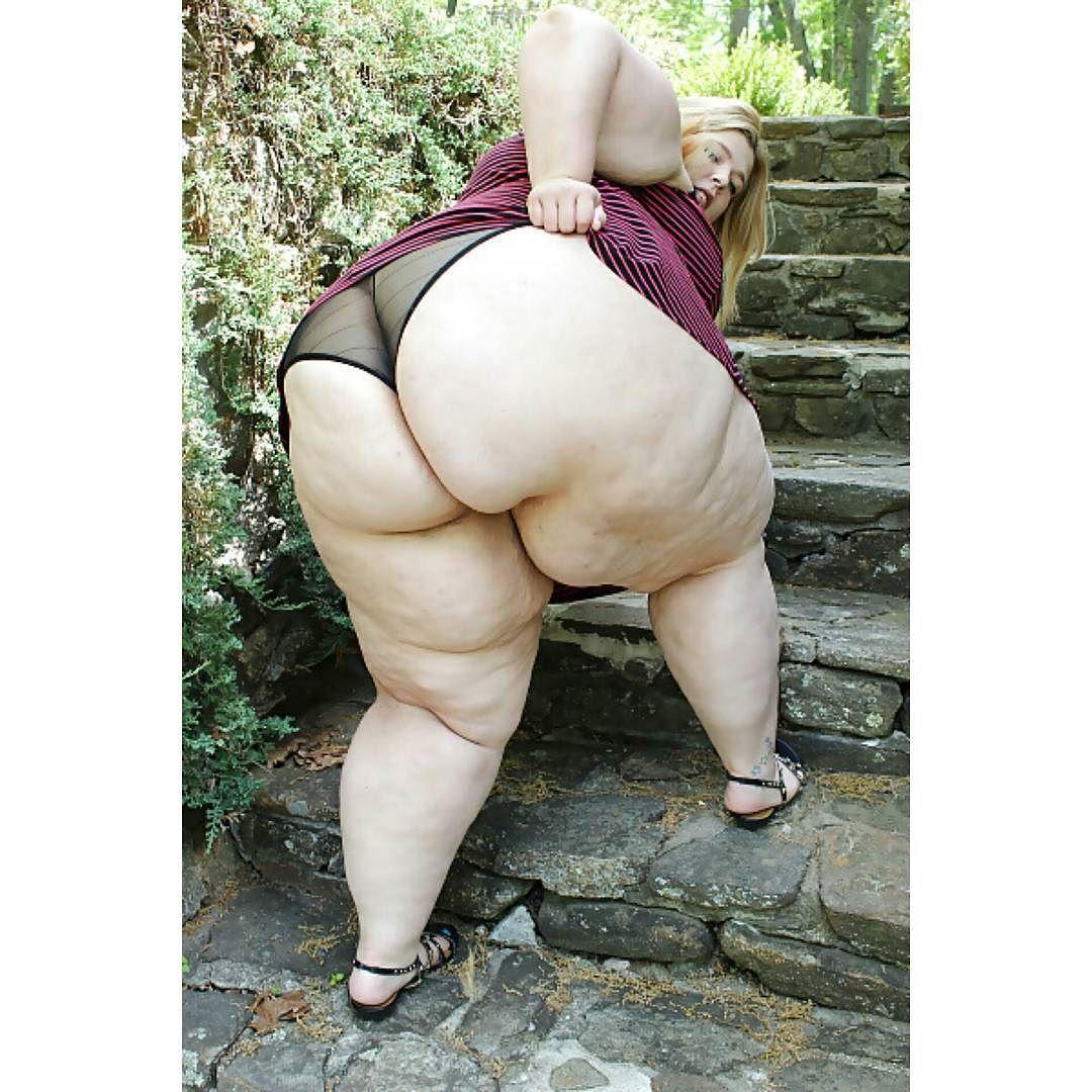 Bbw jiggly fat ass