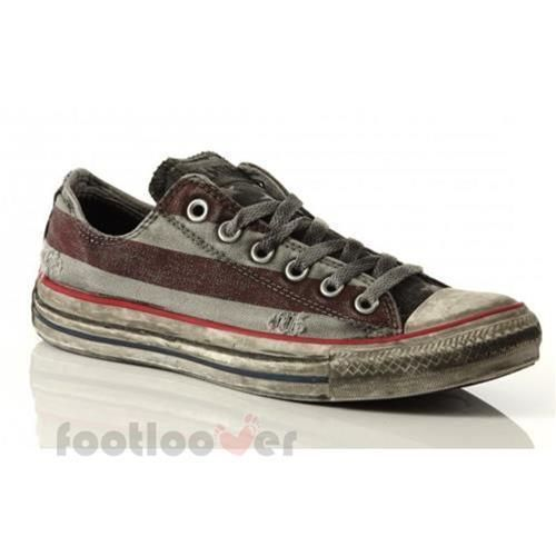 Details about Converse All Star CT Ox 1c399 Stars & Bars Usa