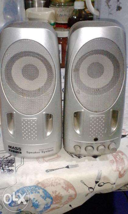 MASS Mutimedia Stereo Speaker For Sale Philippines - Find 2nd Hand