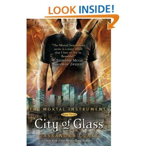 Book - City of Bones by Cassandra Clare