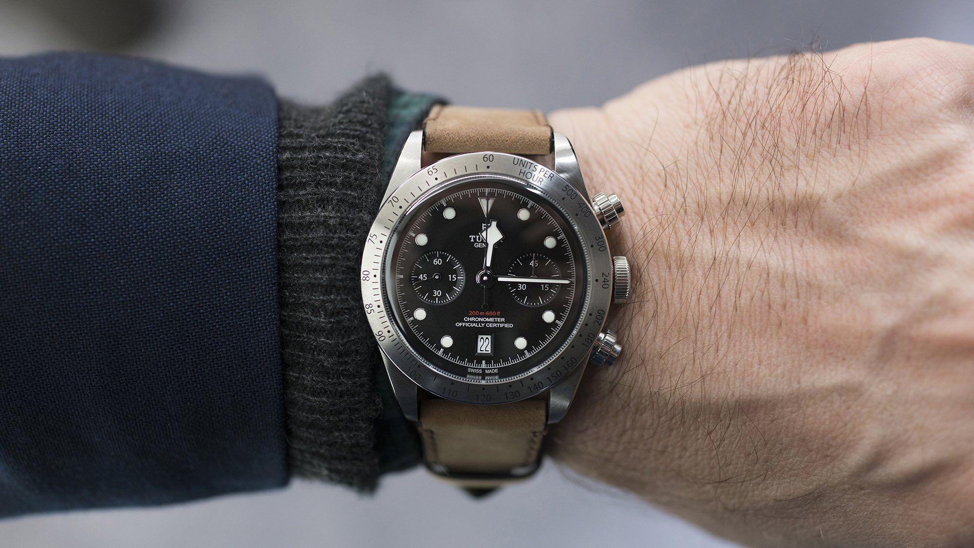 Happenings Join Hodinkee And Tudor In Celebrating The 2017 Baselworld Novelties This Wednesday In Chicago Hodinkee Tudor Black Bay Hodinkee Luxury Timepieces