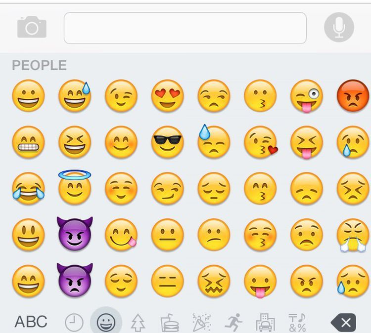 Finding Your Iphone S Secret Emoji Keyboard Emoji Keyboard Secret Emoji Emoji