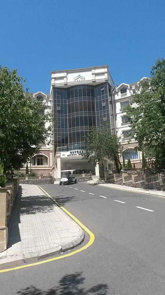 Qafqaz Hotel In Gabala Azerbaijan Outdoor Hotel Outdoor Decor