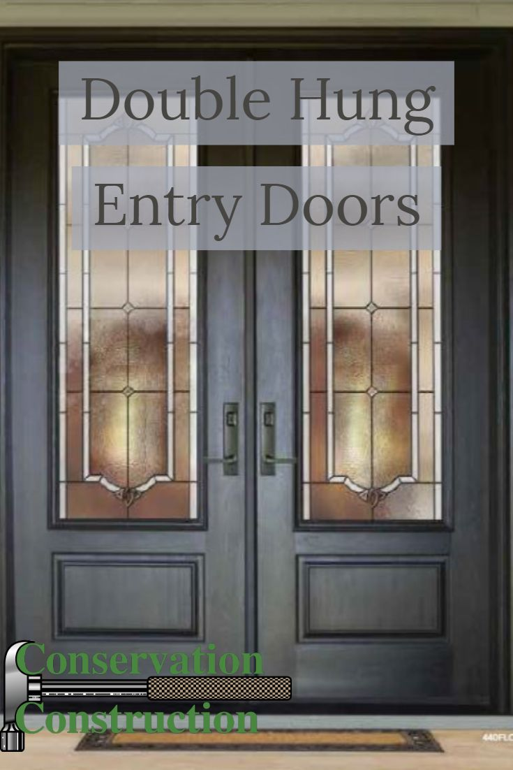 Double Hung Entry Doors