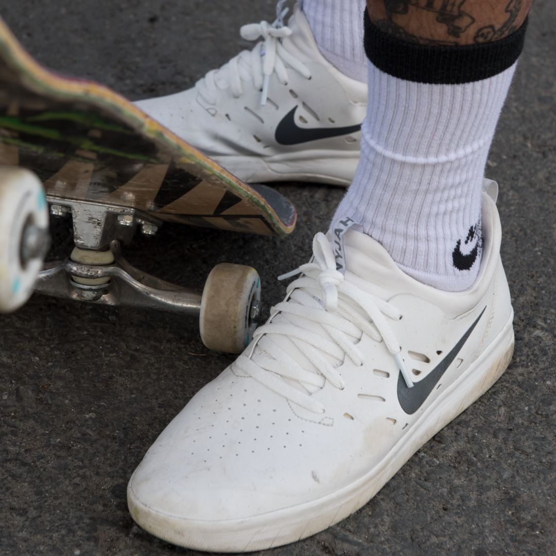 SB Nyjah Free Skate Shoe | Products in 2019 | Nike sb shoes