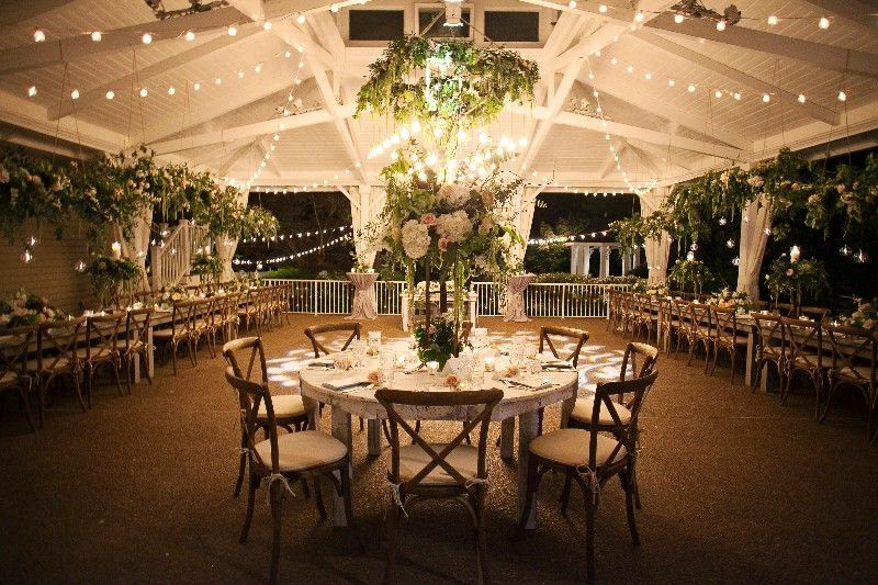 Wedding Trends We Love CrossBack Chairs CJ's Off the