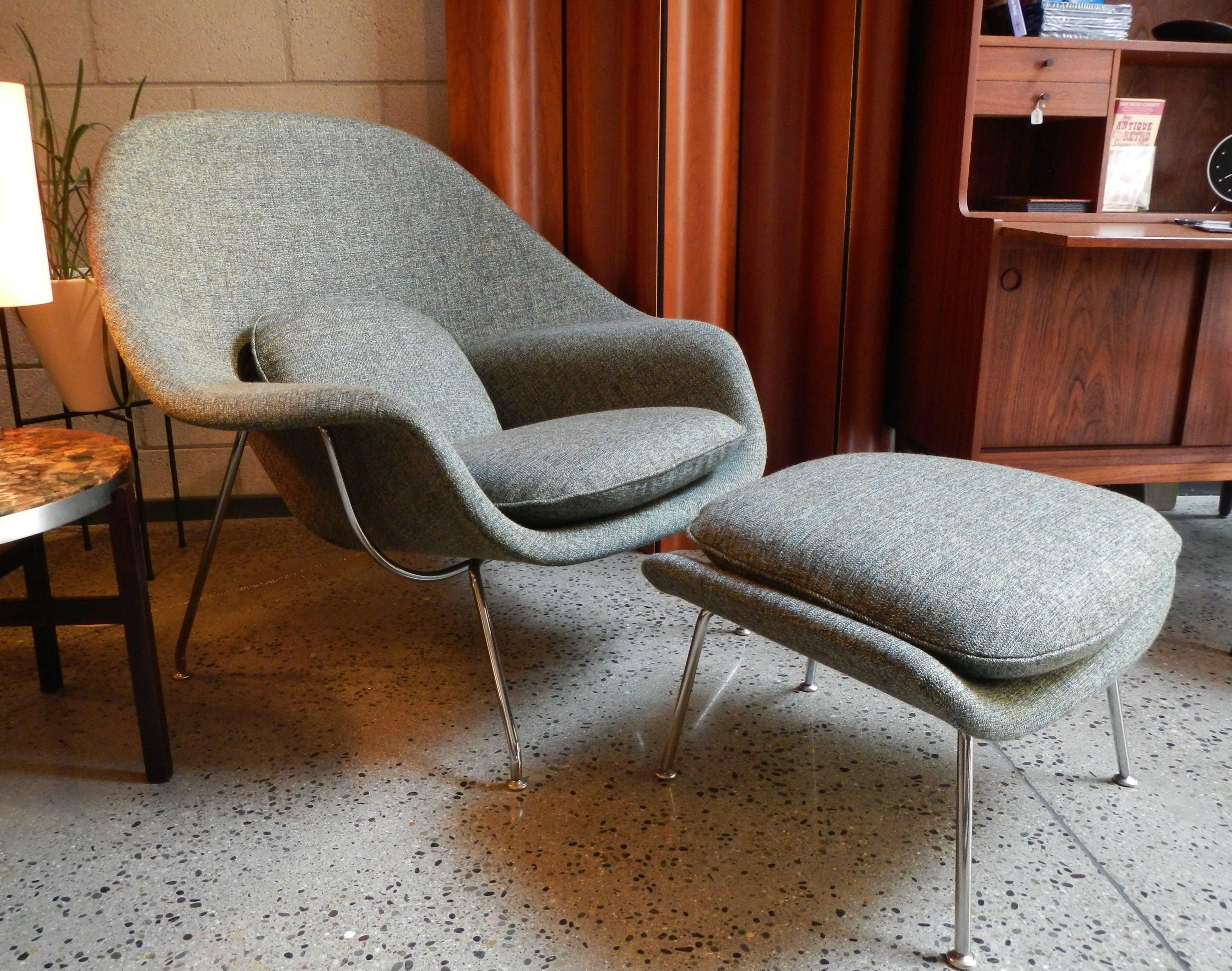 Womb Chair. EERO SAARINEN 1948. Eero Saarinen designed the groundbreaking Womb  Chair at Florence