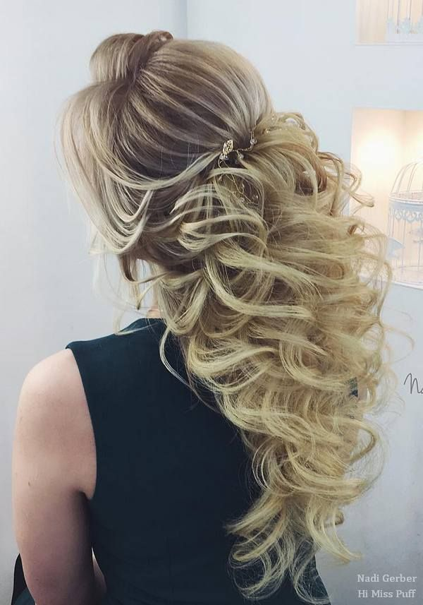100 Wedding Hairstyles From Nadi Gerber You Ll Want To Steal For