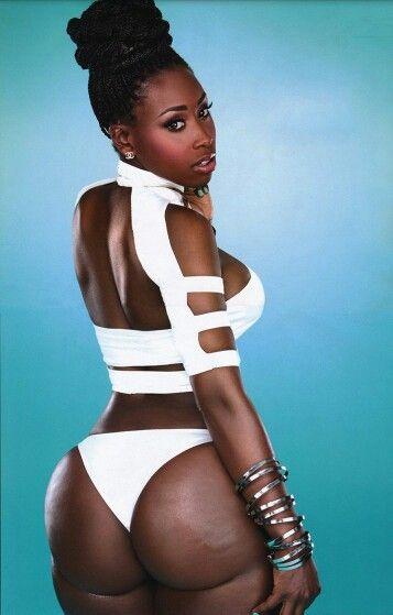 Bigass Dark Ebony Bitch