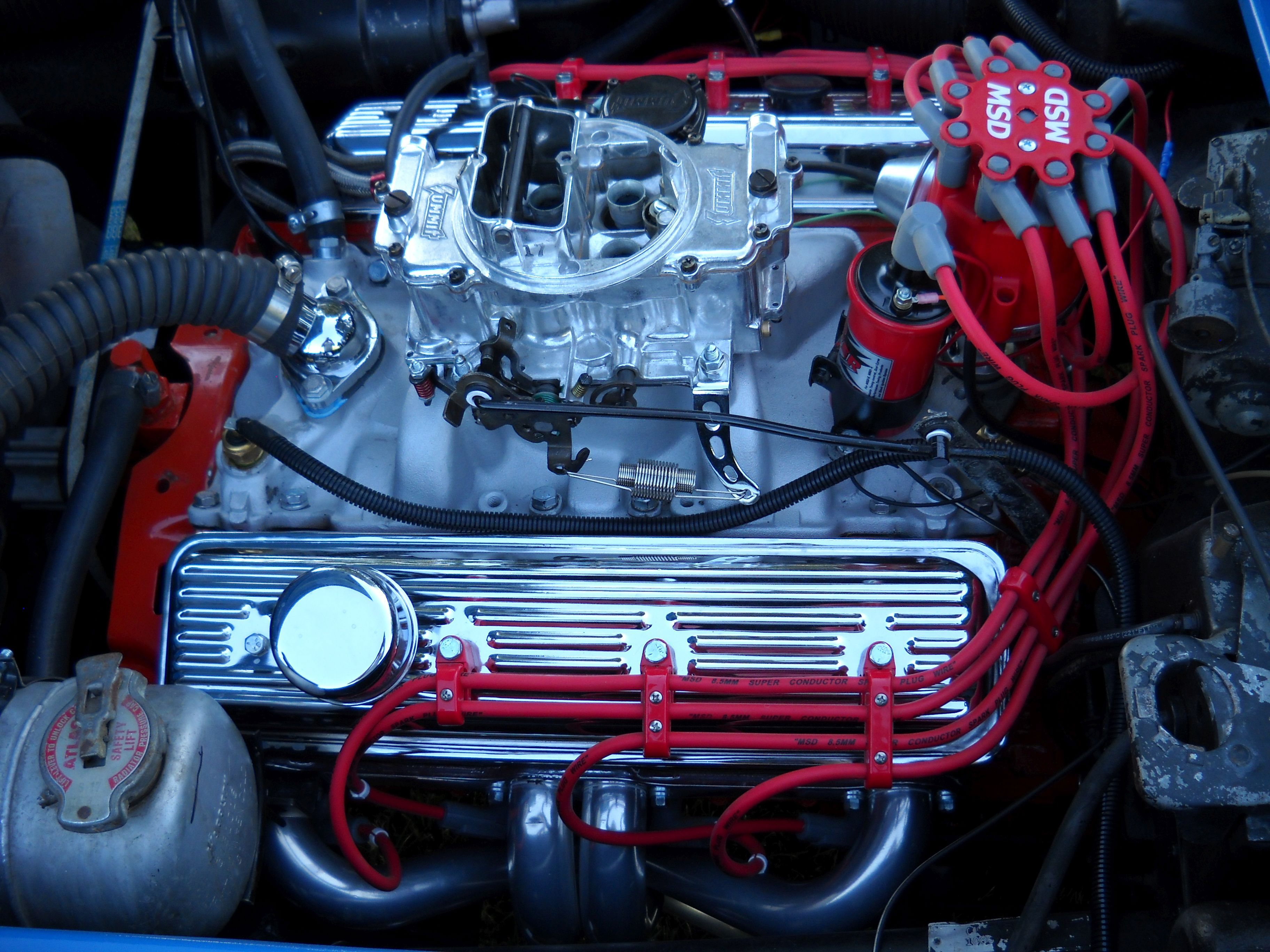 Blueprint engines customer dennis jankowski has installed our blueprint engines customer dennis jankowski has installed our bp35511ct1 in this sweet 1961 chevy corvette malvernweather Choice Image