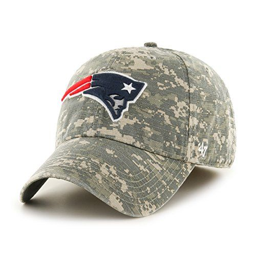 82c6e4f37eb New England Patriots Camo Hats