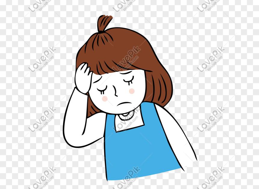Menakjubkan 30 Gambar Kartun Sakit Wanita Kartun Q Versi Gadis Dengan Sakit Kepala Gambar Unduh Download 10 Gambar Menyentil Ini Di 2020 Kartun Kartun Lucu Gambar
