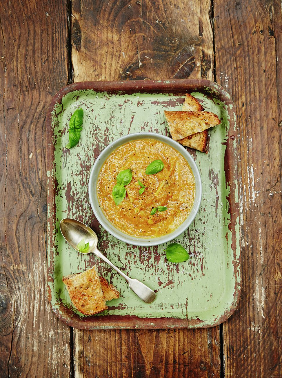 michela s easy minestrone rezept weaning recipes pinterest recipes soup und jamie oliver. Black Bedroom Furniture Sets. Home Design Ideas