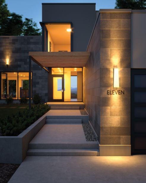Konial 17 Outdoor Wall Details Tech Lighting