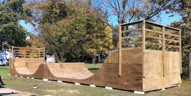 how to build a roll in ramp google search skate ramps. Black Bedroom Furniture Sets. Home Design Ideas