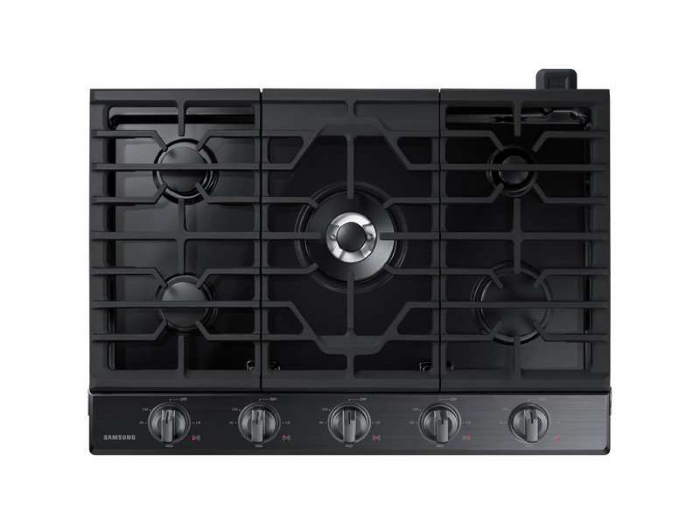 Top Ten Gas Cooktops For 2018 Pros And Cons Black