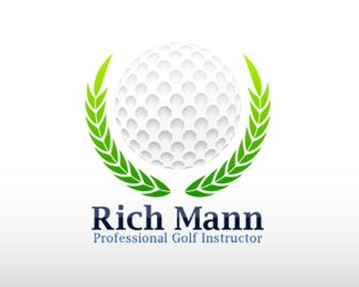All New and Fresh Golf Logo Designs for your Inspiration | Logo ...