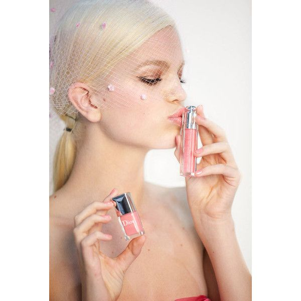 12e1144e66 See the New Dior Addict Gloss Film Starring Daphne Groeneveld ...