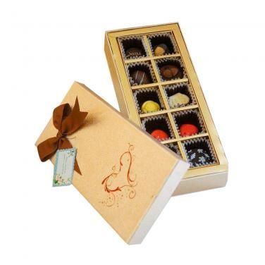 Chocolate Box Packaging Manufacturer Creative
