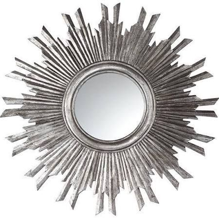 2d3322c0ca74b4 silver sunburst mirror - Google Search | Ideas for the House ...