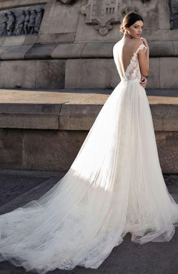 Mooiste Bruidsjurken.Wedding Dress Inspiration Gali Karten De Mooiste Bruidsjurken
