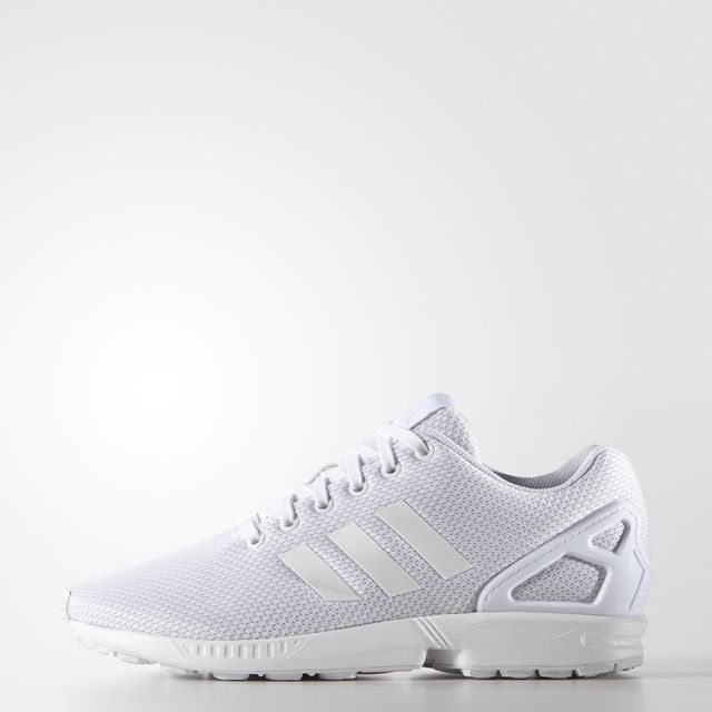 all white adidas zx flux men's nz