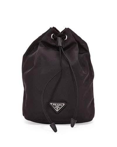 79a07defad03 PRADA TESSUTO BUCKET BAG.  prada  bags  shoulder bags  bucket ...
